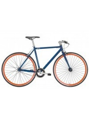 Forelle fixie forelle blau, blauw orange