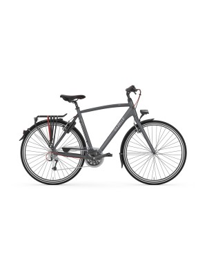 Gazelle Vento S27, Night black