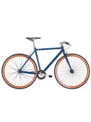 Forelle fixie forelle blau, blauw orange