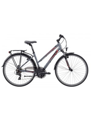 Giant Argento RS 4, GREY/RED