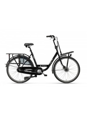 Batavus Personal Bike 3 Plus, Zwart