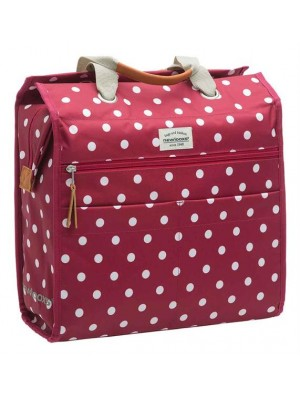 TAS NEW LOOXS LILLY POLKA RED