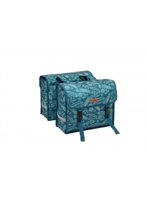 TAS NEW LOOXS FIORI DOUBLE FOREST BLUE