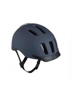 Helm Grid Mat Zwart L (58-62cm) Mat zwartL (58-62cm) Mat Zwart