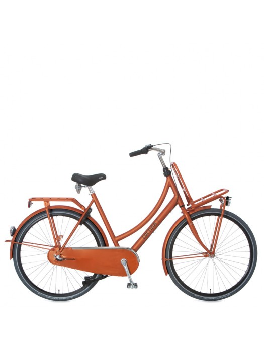Cortina Transport, Copper Matt