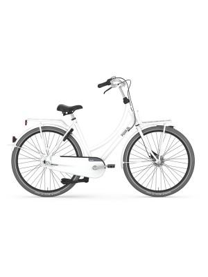 Gazelle PUUR_NL, Premium White