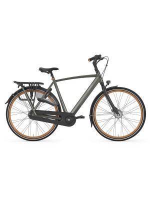Gazelle Orange C7+ LTD, Desert titanium grey