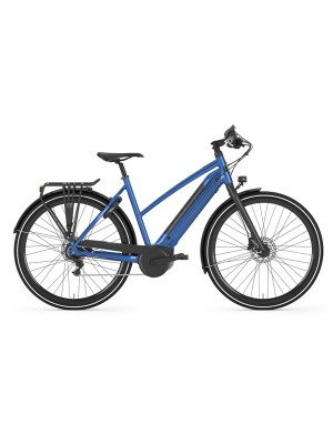 Gazelle CityZen C8+ HMB, Tropical blue