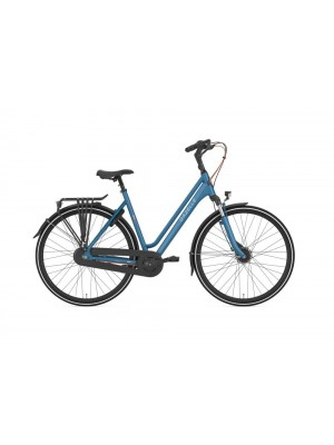 Gazelle Vento C7, avalon blue mat