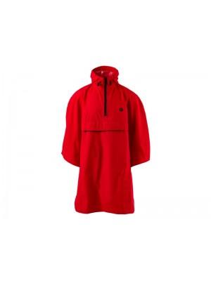 Agu grant poncho essential red one size