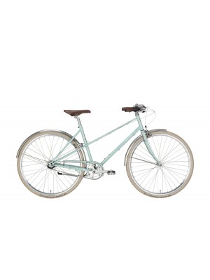 Excelsior vintage mixte, light aqua