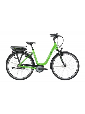 Victoria 5.11 deep, limegreen/black