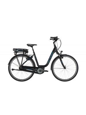 Victoria 5.7s, black/matt trans blue